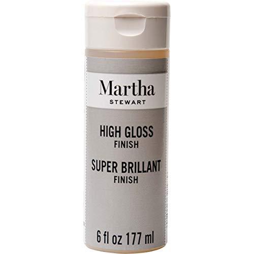 Martha Stewart High-Gloss Finish: 6 Fluid Oz