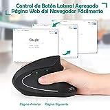 Zoom IMG-2 loetad mouse verticale ergonomico senza