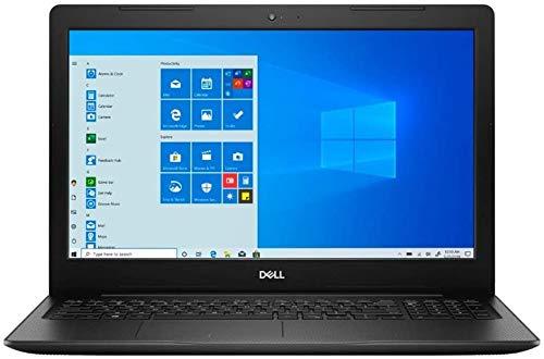 "2020 Dell Inspiron 15 15.6"" HD High Performance Laptop, Intel Core i3-1005G1 Processor, 4GB RAM, 128GB SSD, HDMI, USB 3.1, Webcam, Wireless-AC, Bluetooth, Wave MaxxAudio Pro, Windows 10 S, Black"