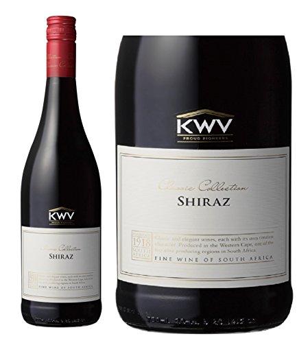 KWVクラシック・コレクションシラーズ[赤ワインフルボディ南アフリカ750ml]