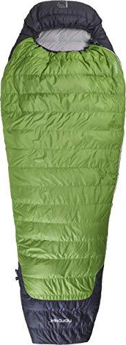 Nordisk Celsius +4° Mumienschlafsack Schlafsack, Peridot Green/Grey/Black Down Filling - XL