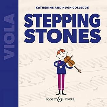 Katherine & Hugh Colledge: Stepping Stones for Viola