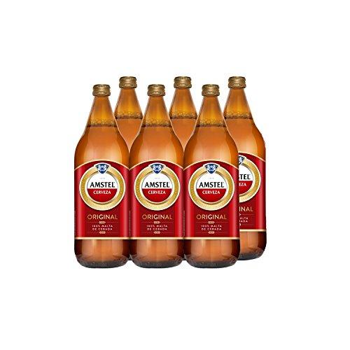 Bier Amstel 6x1L (Pack 6 Flaschen)