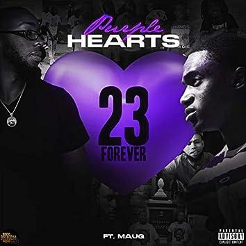 Purple Hearts (feat. Maug)