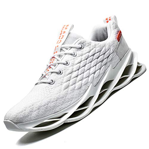 Dreamyth-Spring Men Outdoor Mesh Casual Sport Shoes Basketball Breathable Shoes Sneakers