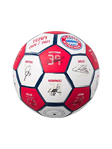 FC Bayern München Signature Mini-Ball 2020/21 Gr. 1