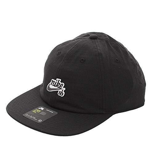 Nike Herren Kappe H86 Flatbill, Black, 1size, AV7884