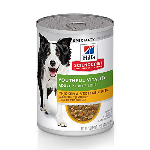Hill's Science Diet Dog Food Youthful Vitality
