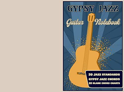 Gypsy Jazz Guitar Notebook