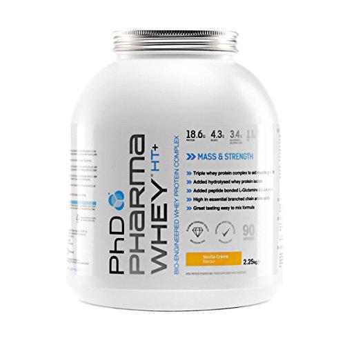 PhD 2.25 kg Vanilla Cream HT Pharma Whey