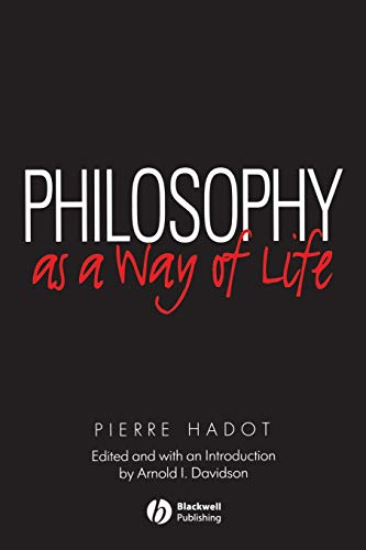 Compare Textbook Prices for Philosophy as a Way of Life 1 Edition ISBN 0880790693503 by Hadot, Pierre