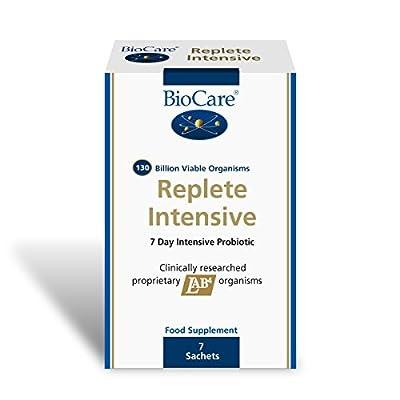 BioCare Replete Intensive 7 Probiotic Sachets (130 billion per daily intake) 7 Sachets