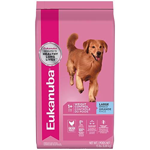 Eukanuba Adult Small Breed Weight Control Dog Food...