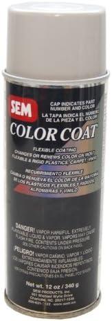 SEM Products 15353 Lt Titanium Color Coat - 12 oz. (1)
