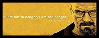 Best breaking bad poster i am the danger Reviews