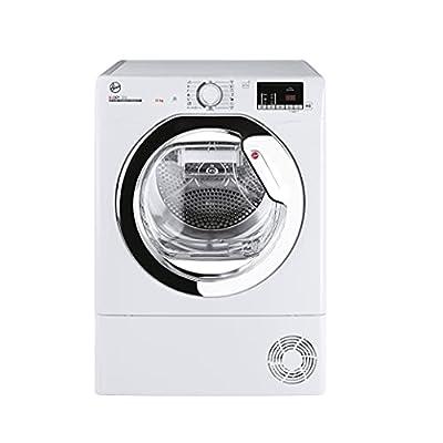 Hoover HLE C10DCE-80 10Kg Condenser Tumble Dryer, White