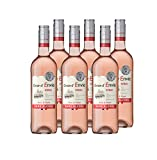 Grain D'Envie - Syrah Rosé - Sans Alcool - Lot de 6 bouteilles x 75 cl