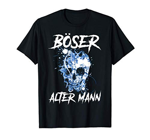 Böser alter Mann T-Shirt