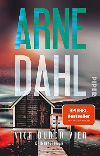 Buchseite und Rezensionen zu 'Vier durch vier' von Arne Dahl