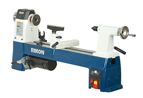 For Sale! RIKON Power Tools 70-220VSR 12-1/2 x 24 VSR MIDI Lathe,