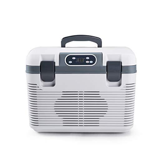 FAPROL elektrische koeler, mini-vriezer, camping, koelkast, autokoelkast, grote capaciteit 18 liter, koeldrank, fruit