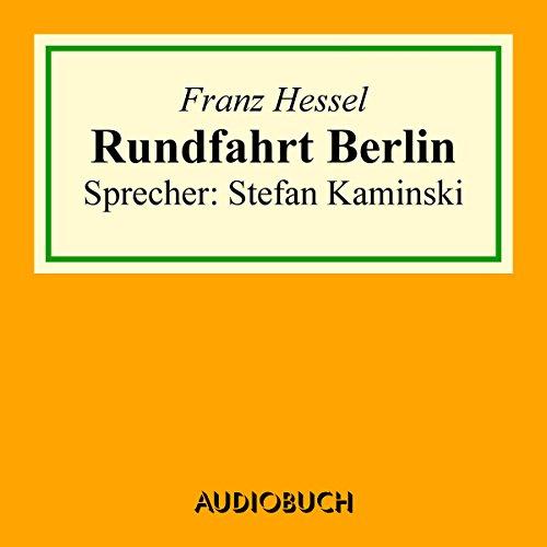 Page de couverture de Rundfahrt Berlin