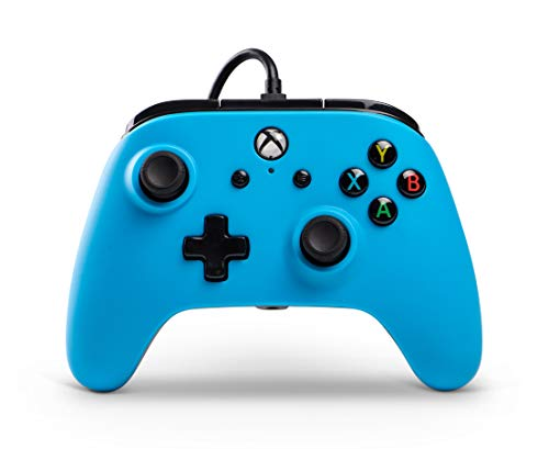 CORE WIRED CONTROLLER BLUEMANETTE FILAIRE XBOX ONE