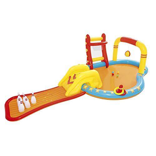 Bestway 53068 - Piscina Hinchable Infantil Lil Champ 435x213x117 cm