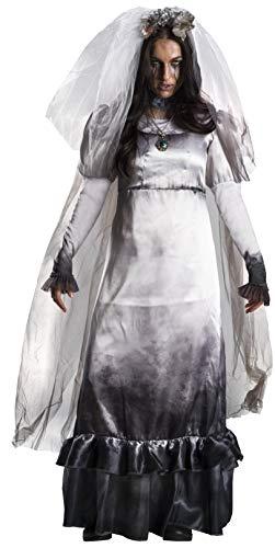 Women's The Curse of La Llorona Deluxe Costume