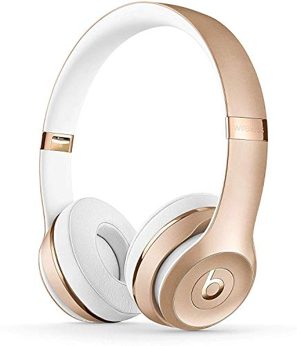Beats by Dr. Dre Cuffie Solo3 Wireless, Core Collection, Oro (Oro/Bianco)