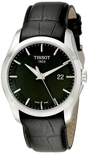 Tissot T0354101605100 - Orologio da uomo con quadrante nero