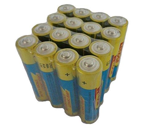 KENDAL LR03 AAA MN2400 1.5V Alkaline Battery 16 Pack