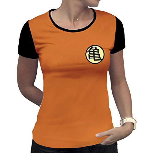 Le t-shirt femme à symbole Kamé