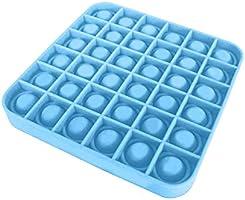 Pop It Fidget Toy Bubble Push Fidget Pop Push Pop Bubble Sensory Fidget It Board Toy Toys for Autism Push Pop Bubble...