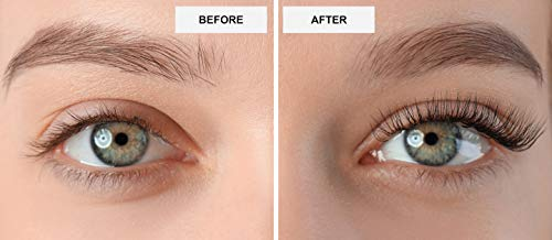 Clearly LASH. Best Eyelash and Eyebrow Growth Serum. 100% Natural Castor, Coconut, Vitamin E Oils for Longer, Fuller, Enhanced Lashes and Brows. Conditioner, Thickener, Volume. Made in USA.