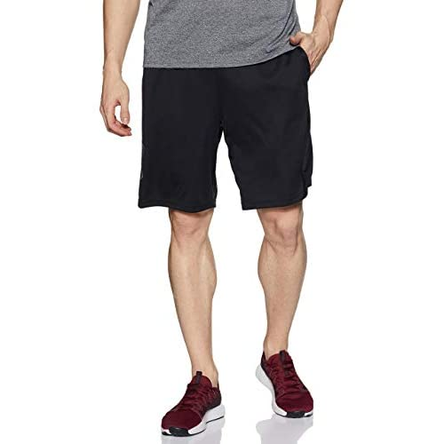 Under Armour Tech Graphic Pantaloncino, Uomo, Nero, MD