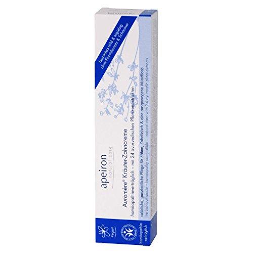Apeiron Bio Auromère Kräuter-Zahncreme homöopathieverträglich (1 x 75 ml)