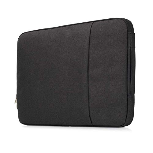 Laptop Sleeve Bag Macbook Case Laptop Cover Accessory For iPad Pro 12.9 Black