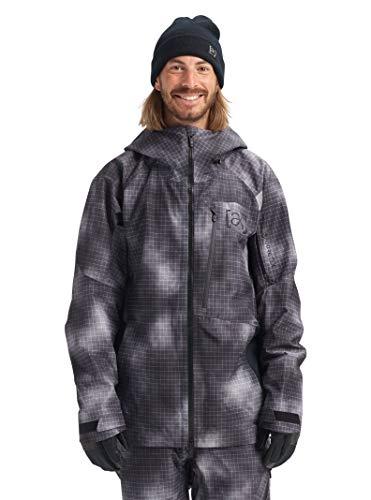 Burton Mens Ak Gore-Tex Cyclic Jacket, Cloud Ripstop, Medium