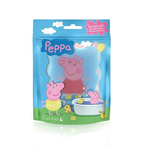 Peppa Pig 12-CUL000050 - Esponja para bebés
