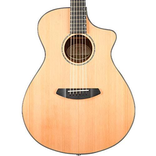 Breedlove SOLO CONCERT Solo Concert Acoustic-Electric Guitar Natural
