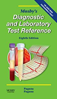Mosby's Diagnostic and Laboratory Test Reference (7th Edition)