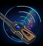 AOSNTEK Detector de señal inalámbrico GPS Cámara de búsqueda Anti-ubicación Anti-Candid Anti-Seguimiento Detector Instrumento