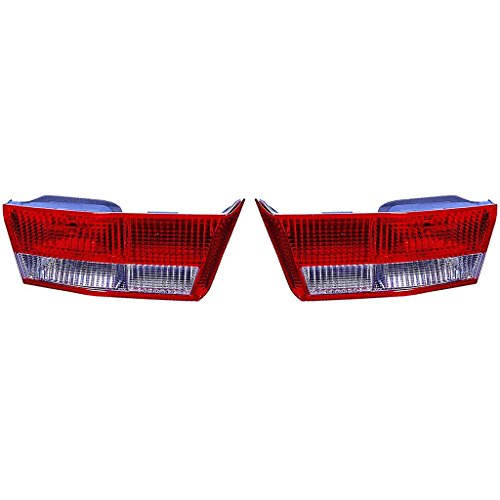 03 honda accord 2dr taillights - 6