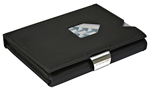 Exentri Card Holder Wallet 12cc RFID Cuero I