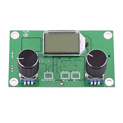 FM-ontvanger, FM-ontvanger-besturingsmodule DIY digitale stereo FM-radio-ontvangermodule met seriële interfacebesturing