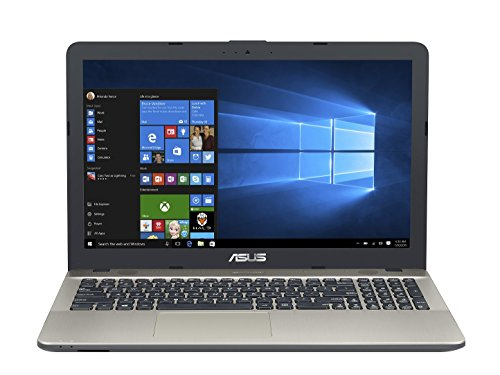 ASUS F541UV (90NB0CG1-M12340) 39,6 cm (15.6 Zoll, Full-HD, matt) Laptop (Intel Core i3-6006U, 8GB RAM, 256GB SSD, NVIDIA 920MX (2GB), Windows 10) schwarz