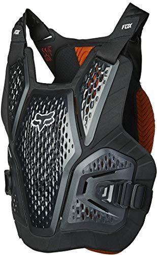 Fox RACEFRAME Impact SB, CE D3O BLACK L/XL