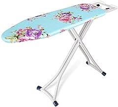 Household Desktop Ironing Board Bedroom Ironing Board, Printing Washable Ironing Board Stable Breathable Metal Multifuncti...