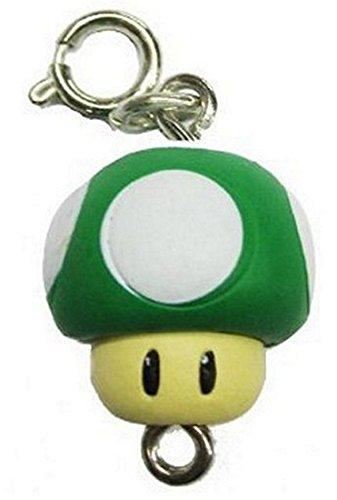 New Super Marios Bros. Galaxy 2 Mini Charm: Zipper Pull-1.75\